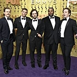 Cast of SNL at the 2019 Emmys