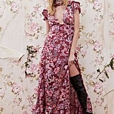 For Love And Lemons Floral Dress