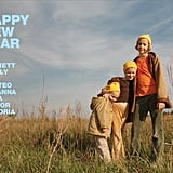 Eco New Year's Card (starting at $2.59)