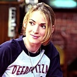 Winona Ryder With Blond Hair