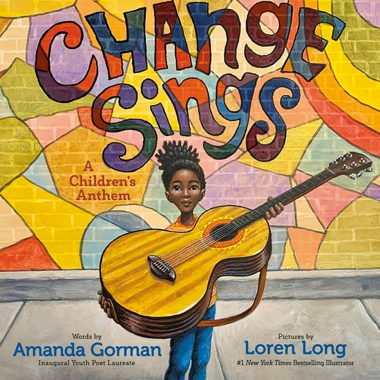 Amanda Gorman Change Sings Children's Book