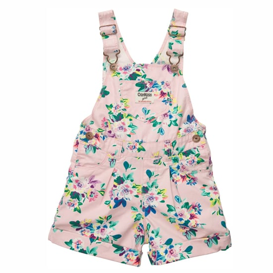 Girls' Summer Shortalls