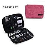 Small Travel Electronics Cable Organiser Bag