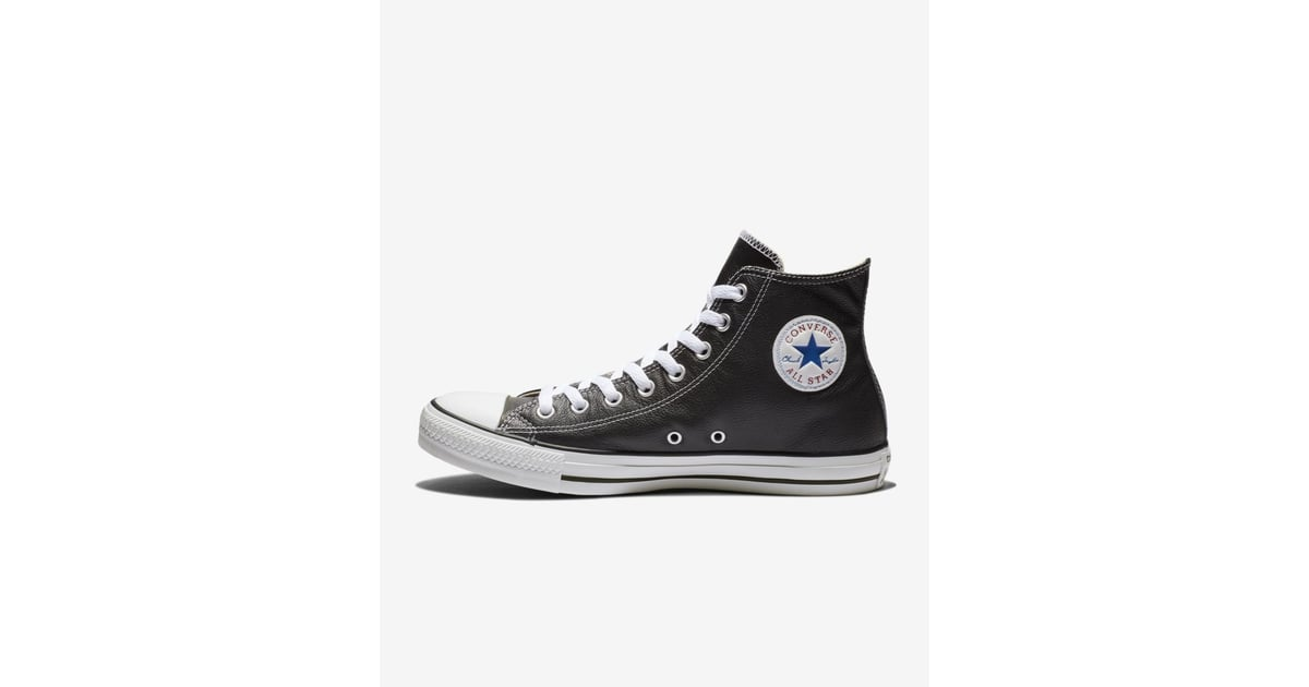 2a6555afc160 Converse Chuck Taylor All Star Leather Unisex High Tops