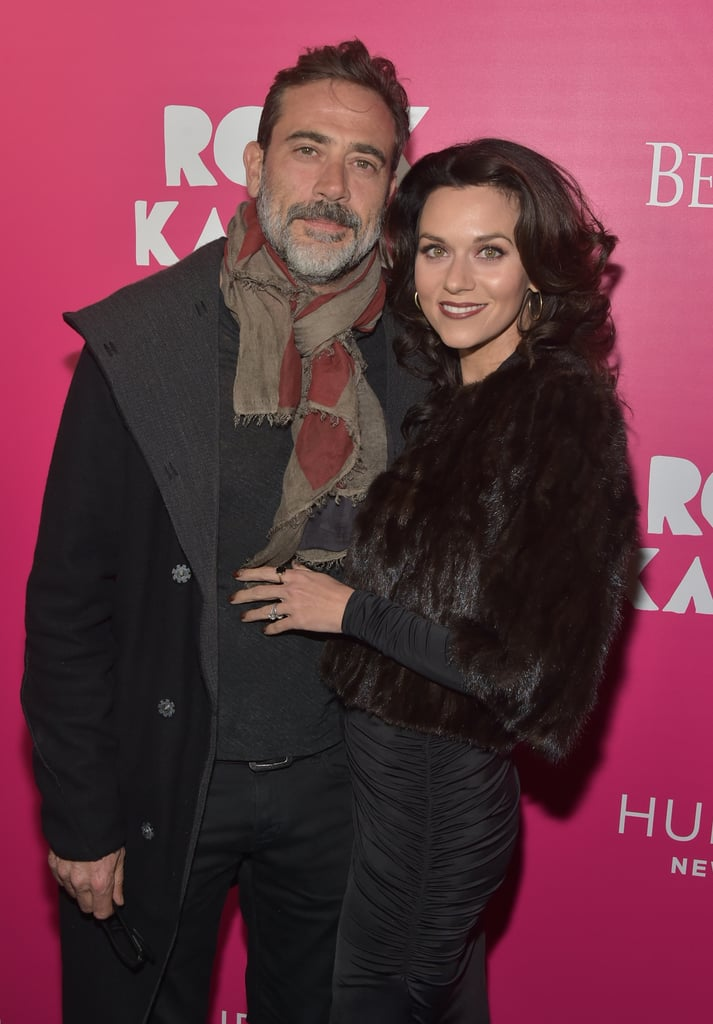 Cute Pictures of Jeffrey Dean Morgan and Hilarie Burton | POPSUGAR ...