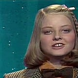 Jodie Foster: French and Italian