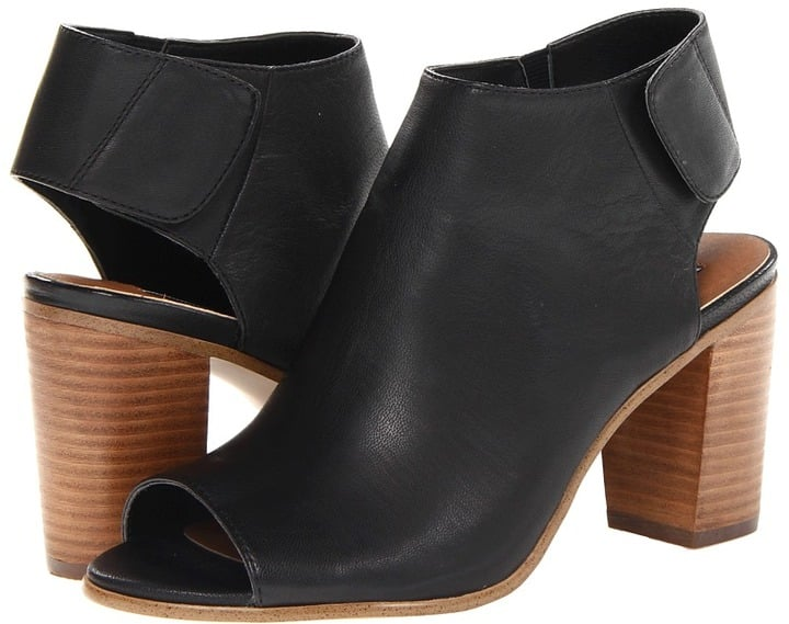 Énfasis Miseria agradable  Steve Madden Open-Toe Bootie | The Shoe Trend That Will Take You From  Summer to Fall | POPSUGAR Fashion Photo 2