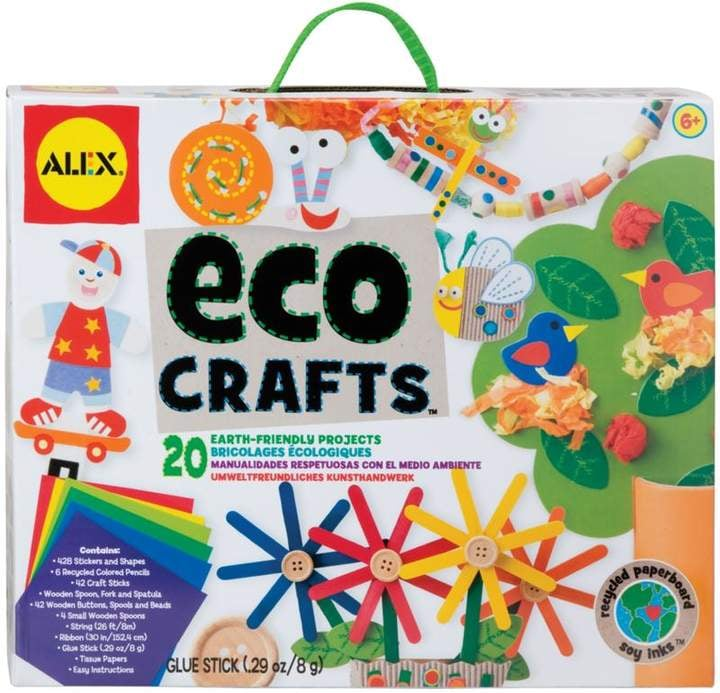 14 Eco-Friendly Toys That Will Brighten Your Child's Day