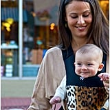 Belle Baby Carrier in Leopard ($110)