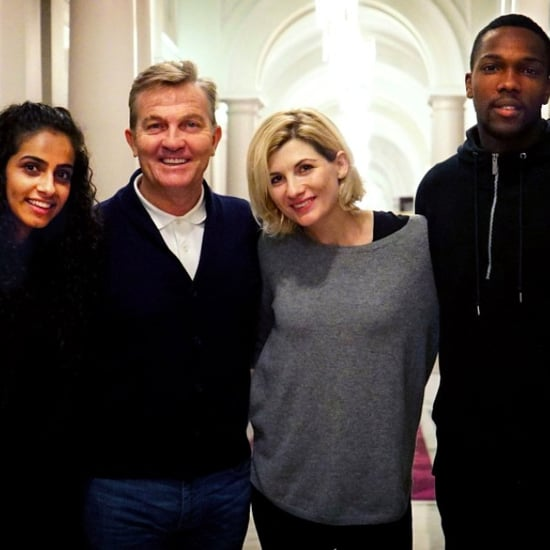 Who Is Bradley Walsh on Doctor Who?