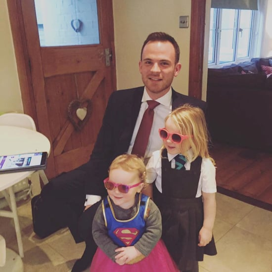 Little Girls Become Friends With Realtor