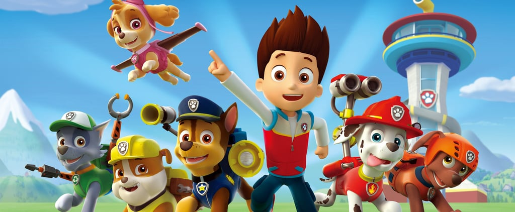 A PAW Patrol Movie Is Coming to Theatres in 2021!