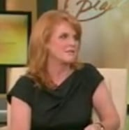 Watch Sarah Ferguson on Oprah