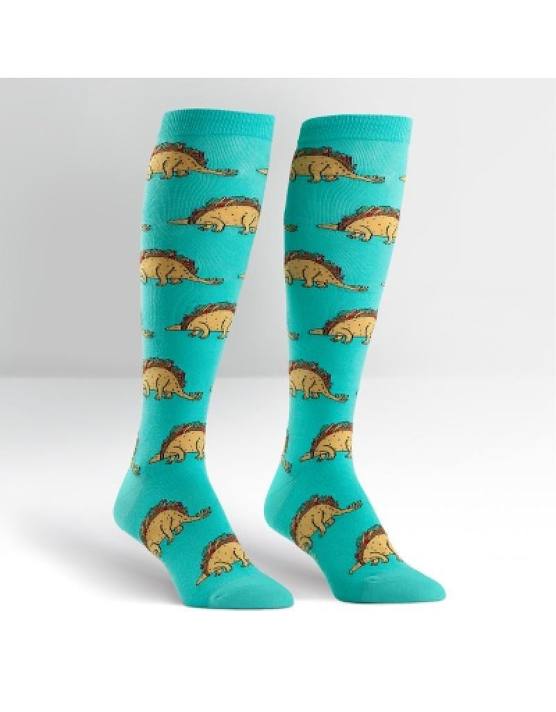 Tacosaurus Socks by The Sox Market