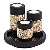 Iyara Craft Candle Scape Set