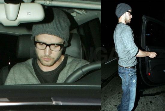 Photos of Justin Timberlake in LA Amid Stalker Drama