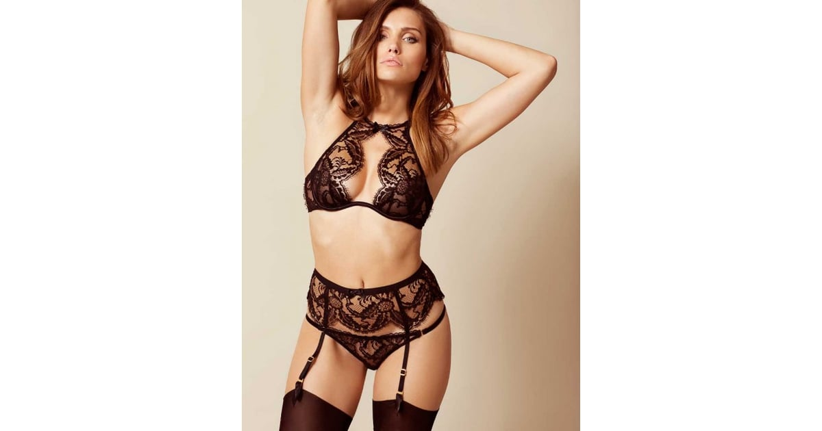 agent provocateur kendall set naughty lingerie popsugar fashion photo 3. Black Bedroom Furniture Sets. Home Design Ideas