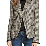 Veronica Beard Fabian Tweed Jacket