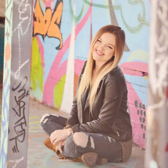 Senior Picture Ruined by Graffiti Penis