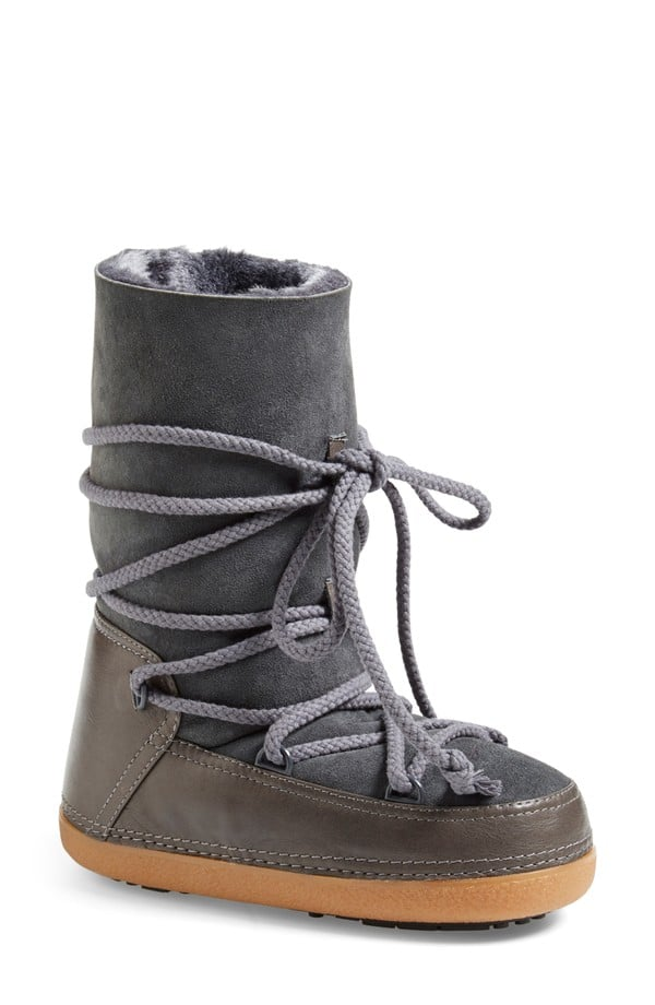 IKKII 'Classic Tall' Genuine Shearling Lined Winter Boot ($560)