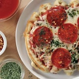 Savory Pizza Waffle