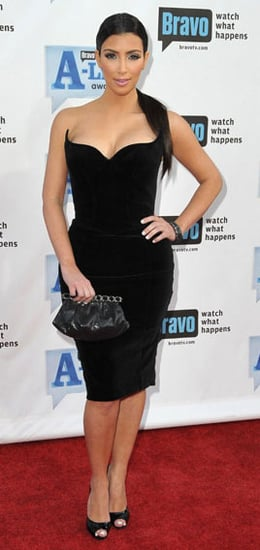 Kim Kardashian Slims Down With a Macrobiotic Diet