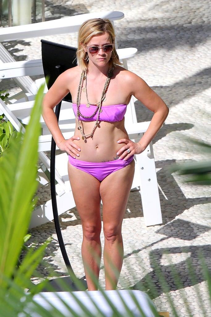 Can reese witherspoon in bikini very good
