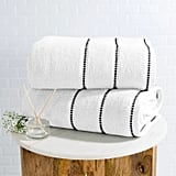 Luxury Cotton Bath Towel Set