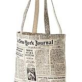 Newspaper Tote