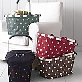 Garnet Hill Collapsible Basket and Cover