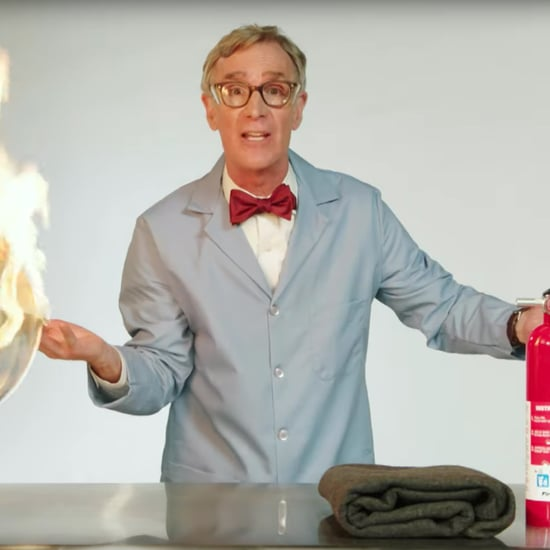 Bill Nye PSA About Climate Change on John Oliver Video