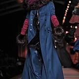 2011 Fall Paris Fashion Week: Christian Dior