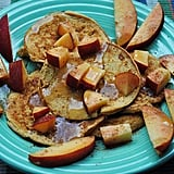 Butternut Squash Protein Pancakes