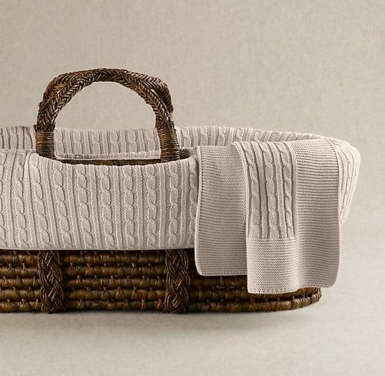 Restoration Hardware Moses Basket