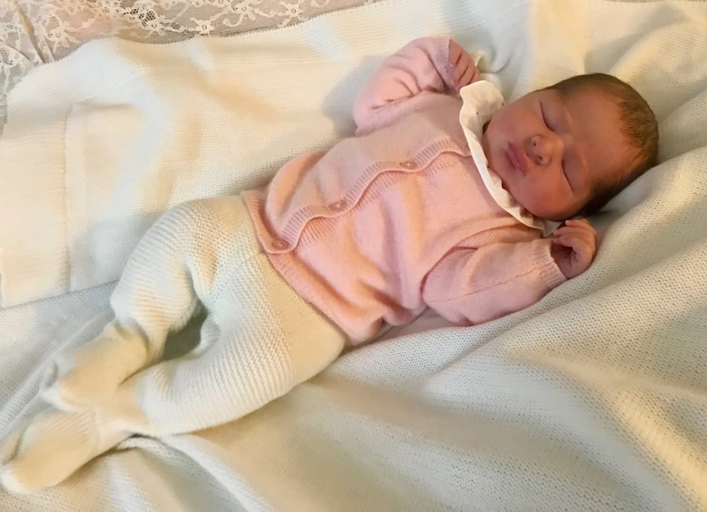 Princess Madeleine of Sweden and her husband, Christopher O'Neill, welcomed their third child, a baby girl named Princess Adrienne, on March 9, and she could not be any more precious. Shortly after her birth, Madeleine shared an Instagram snap of Princess Leonore, 4, and Prince Nicolas, 2, welcoming their little sister home. She then followed up the sweet moment with an adorable photo collage to mark her one-week birthday. Is your heart melting yet?