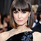 Rose Byrne's Chanel earrings feel both sophisticated and eclectic, thanks to eye-catching tassels and pearl details.  4801800