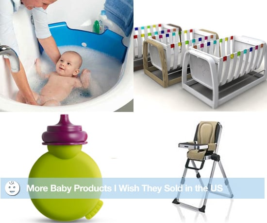 Baby Products That Aren't Available in America