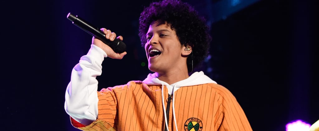 Bruno Mars's Disney Movie Details