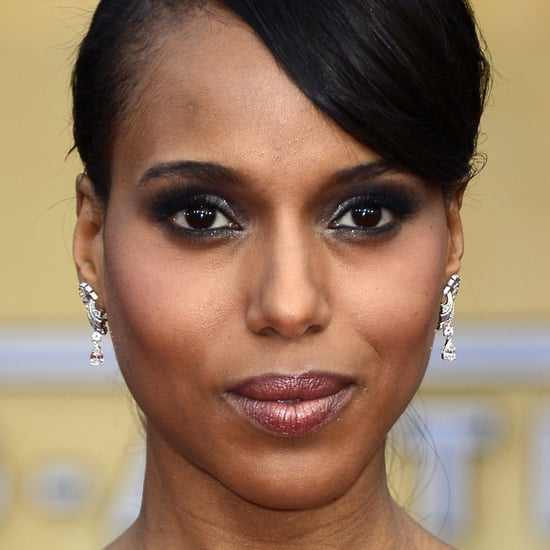 Pictures of Kerry Washington at the 2013 SAG Awards