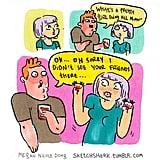 Funny Beauty Comics