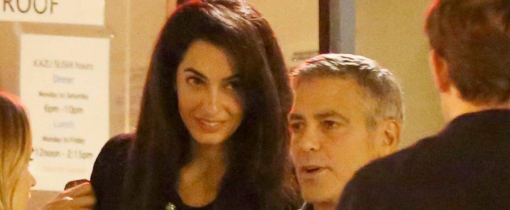 Have George Clooney and Amal Alamuddin Found a Wedding Venue?