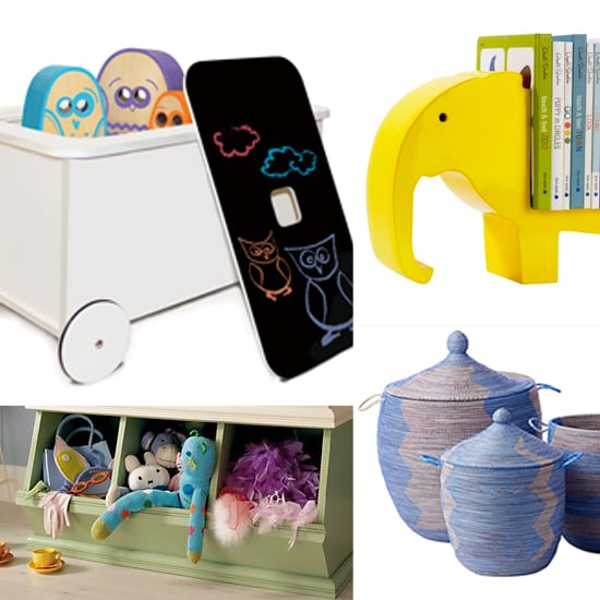 Creative Storage For Kids