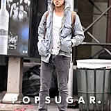 Ryan Gosling hung out in NYC.