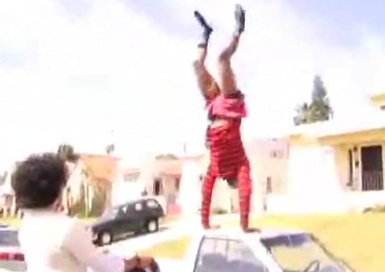 Pants Gymnastics