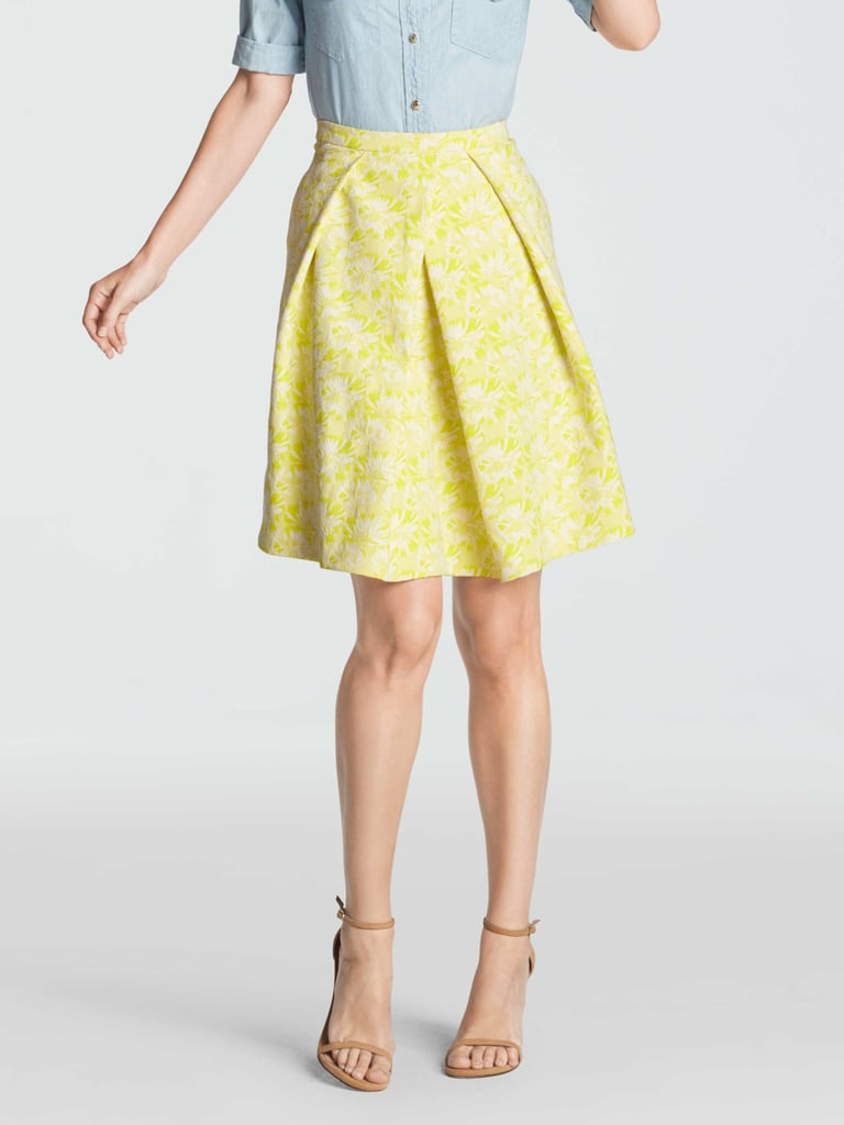 Harpeth Jacquard Skirt ($225)
