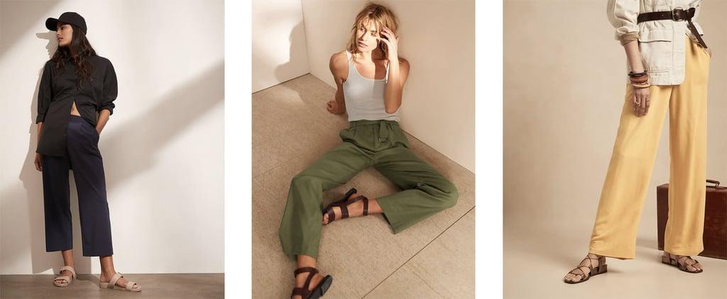 Best Wide-Leg Pants For Petite Women