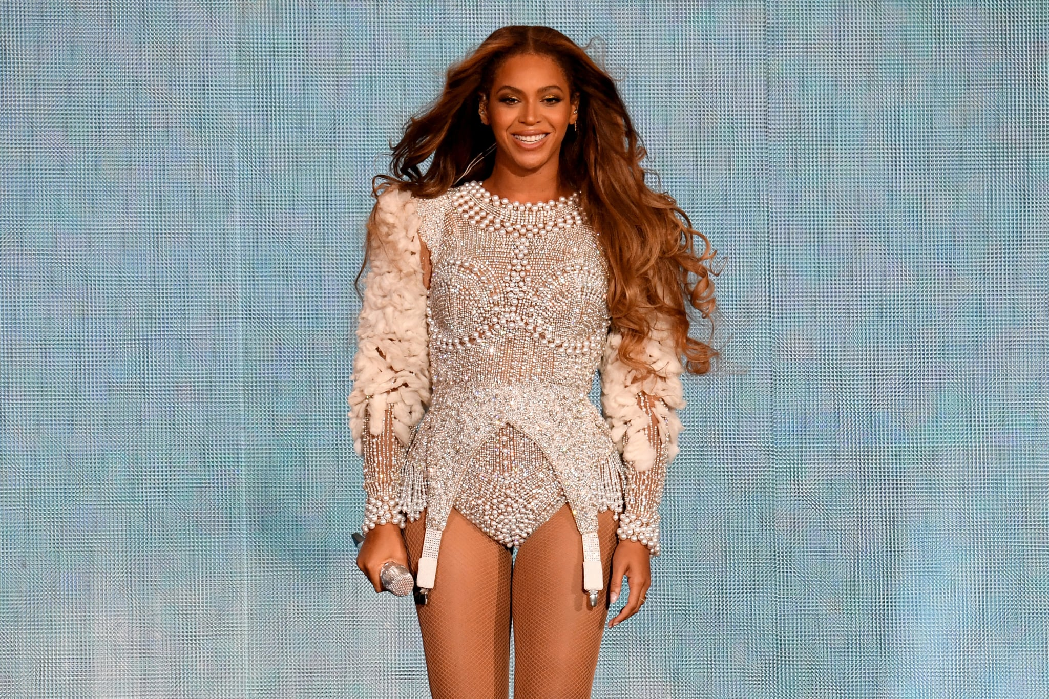 HOUSTON, TX - SEPTEMBER 15:  Beyonce performs onstage during the