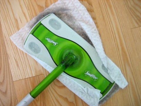 Whip Out the Swiffer