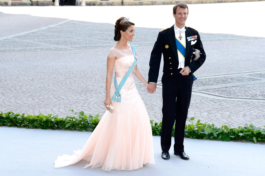 Princess Marie Of Denmark Style Popsugar Fashion