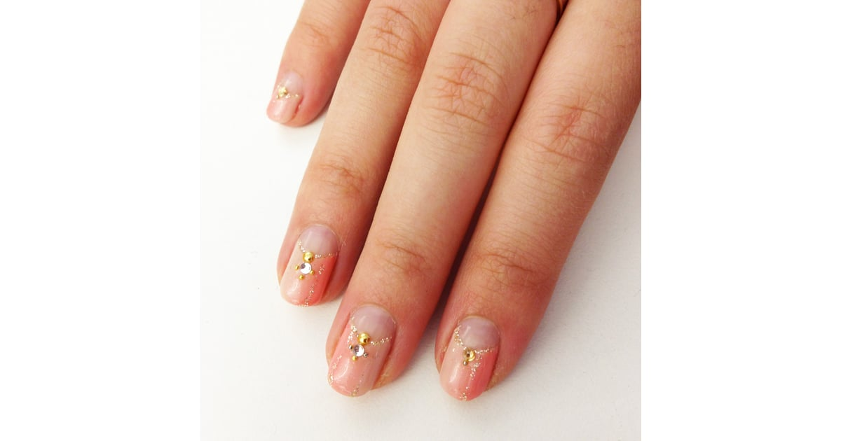 Gel Nail Art Tips | POPSUGAR Beauty